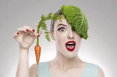 Mit veganer Ernährung dauerhaft zur Wunschfigur