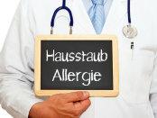 Hausstaub-Allergie