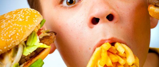 Fastfood: Jugendliche