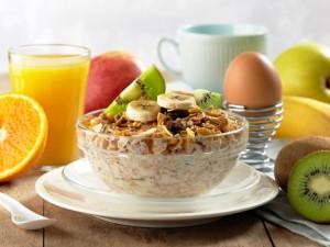 Das Frühstück - wichtig für den ganzen Tag